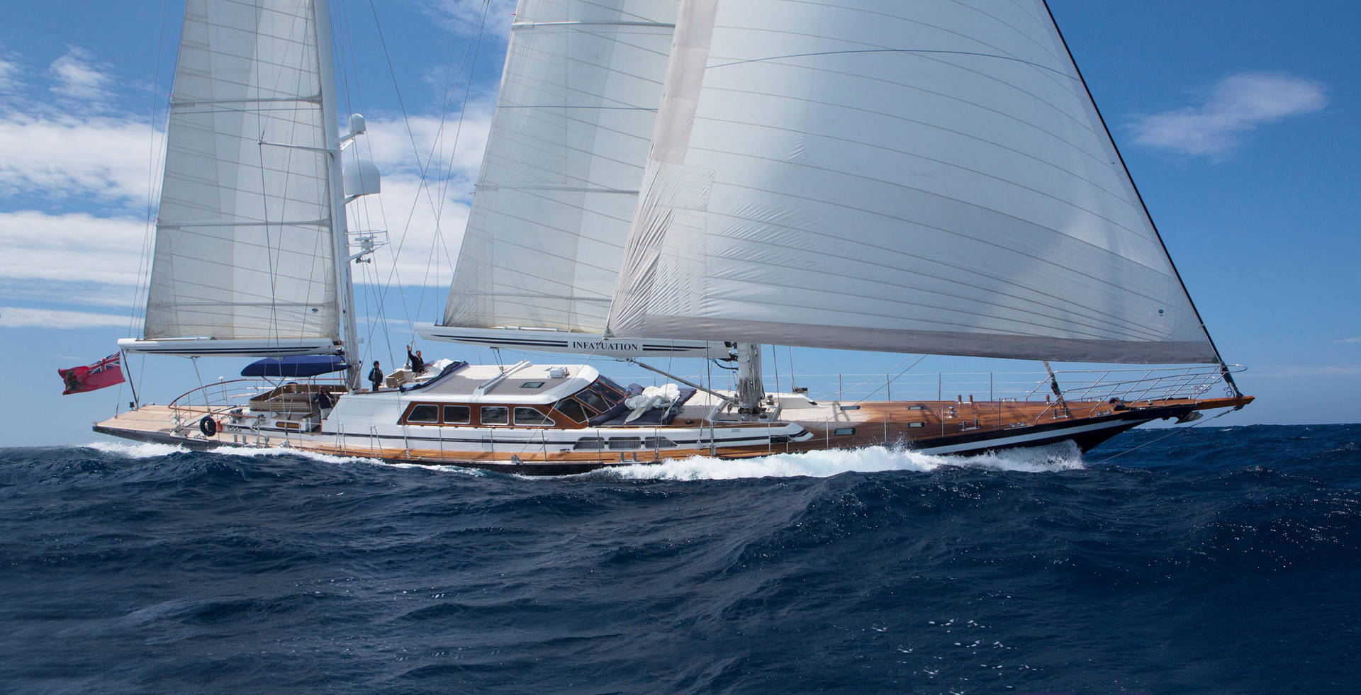 Photos of sailing yachts The best photos of Sailing Yacht A Boat International