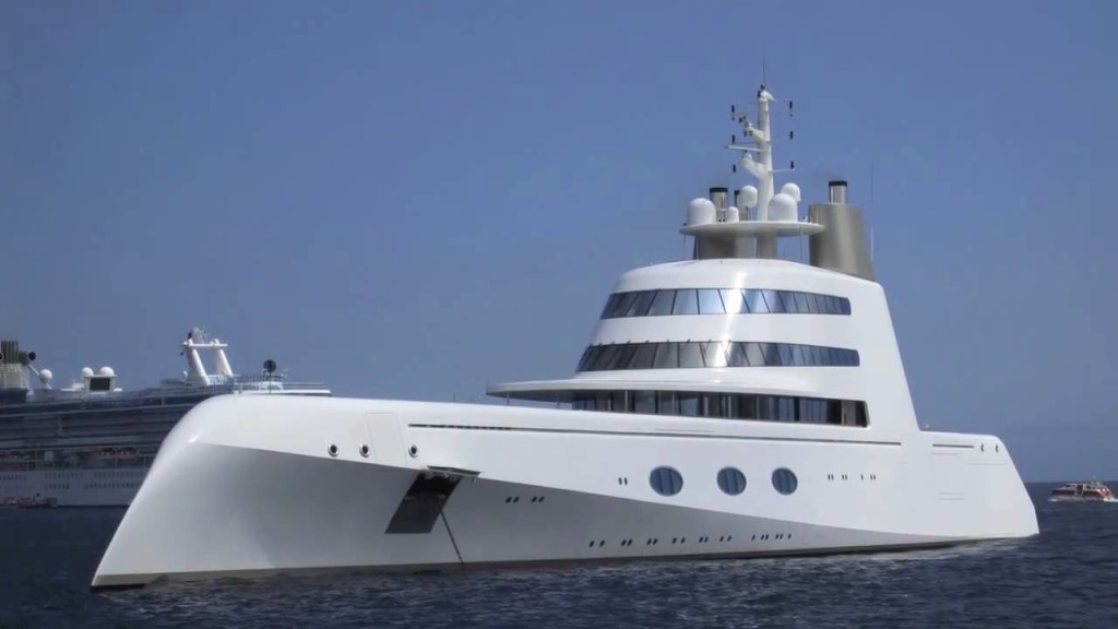 Яхта_Superyacht_A