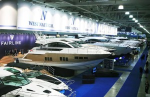 боут шоу Moscow Boat Show