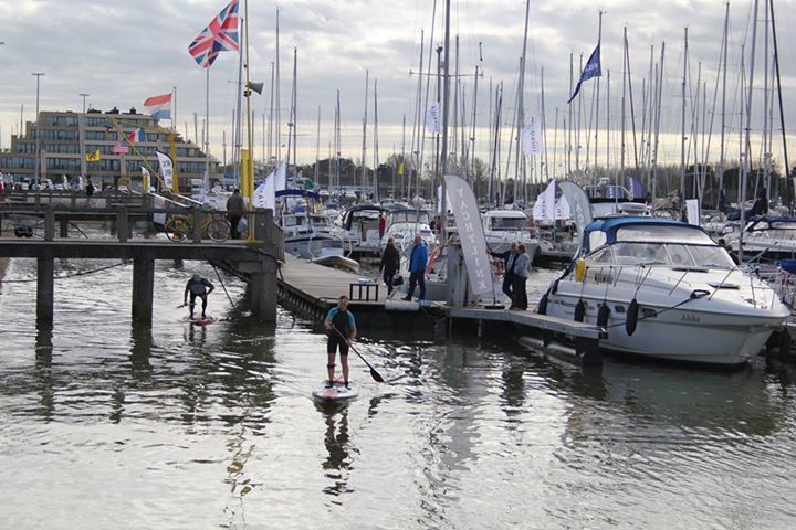 боут шоу Nieuwpoort International Boat Show