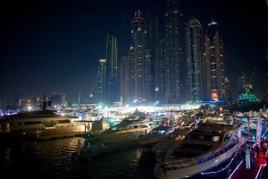 выставка Dubai International Boat Show