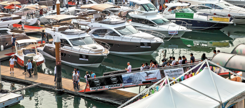 выставка Gold Coast Boat Show