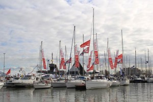 выставка Nieuwpoort International Boat Show