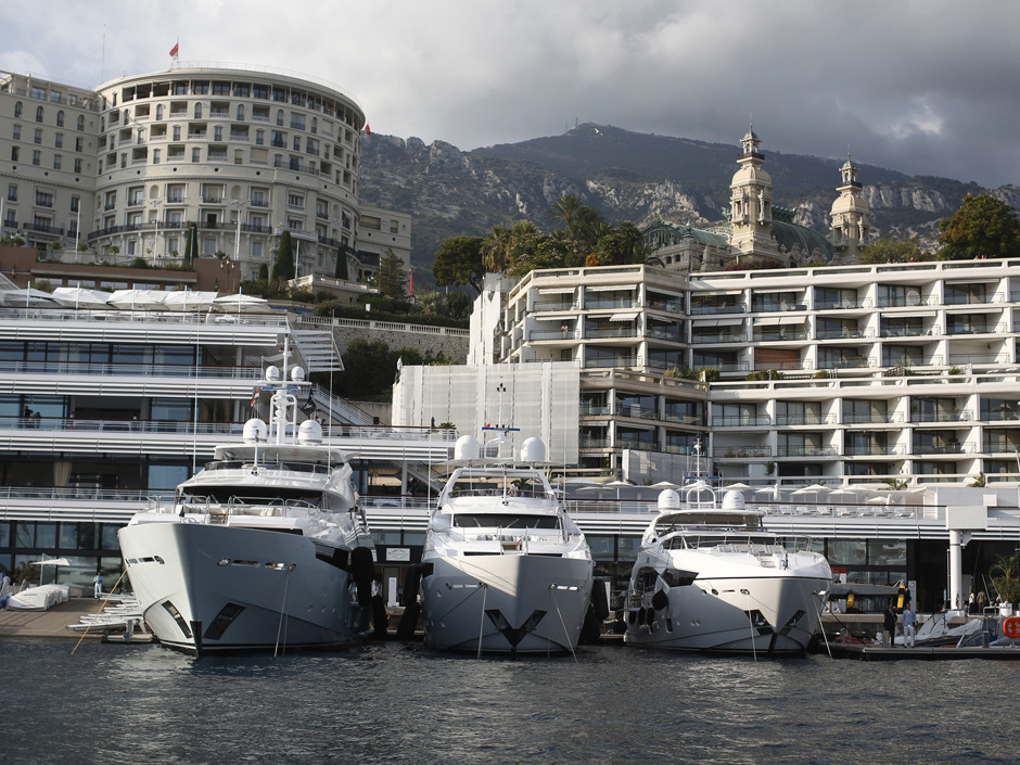 Day Two Of The Monaco Yacht Show