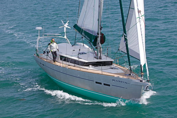 Garcia 45 Explorateur  Garcia 45 Explorateur