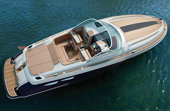 Chris-Craft Corsair 36 European Edition