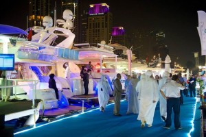 Dubai International Boat Show выставка