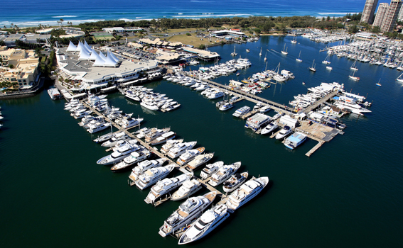 Gold Coast Boat Show боут шоу