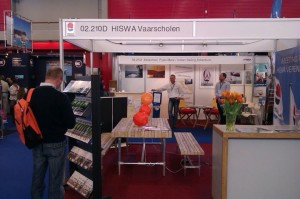 HISWA in-water boat show  купить