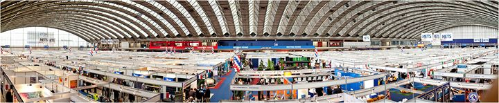 METS, Marine Equipment Trade Show боут шоу