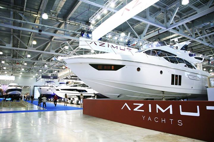 Moscow Boat Show боут шоу