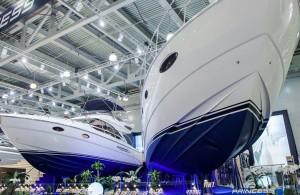 Moscow Boat Show выставка