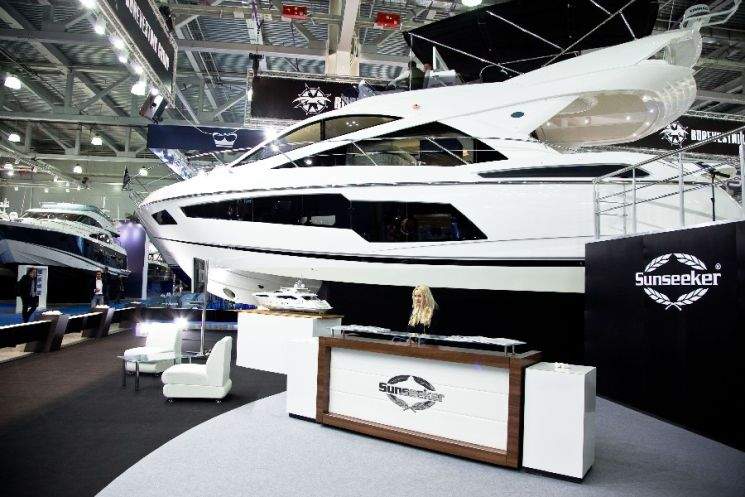 выставка Moscow Boat Show