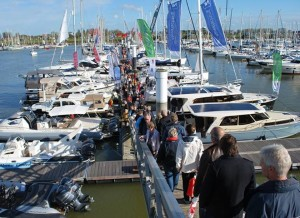 Nieuwpoort International Boat Show боут-шоу