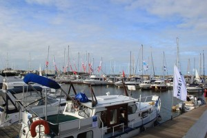 Nieuwpoort International Boat Show выставка