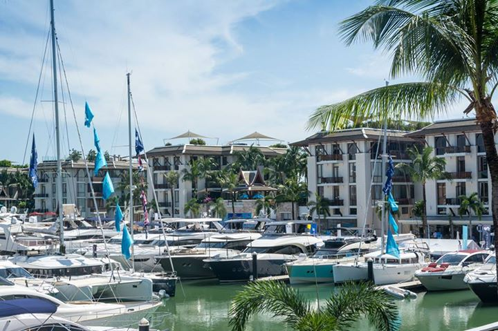 Phuket International Boat Show выставка