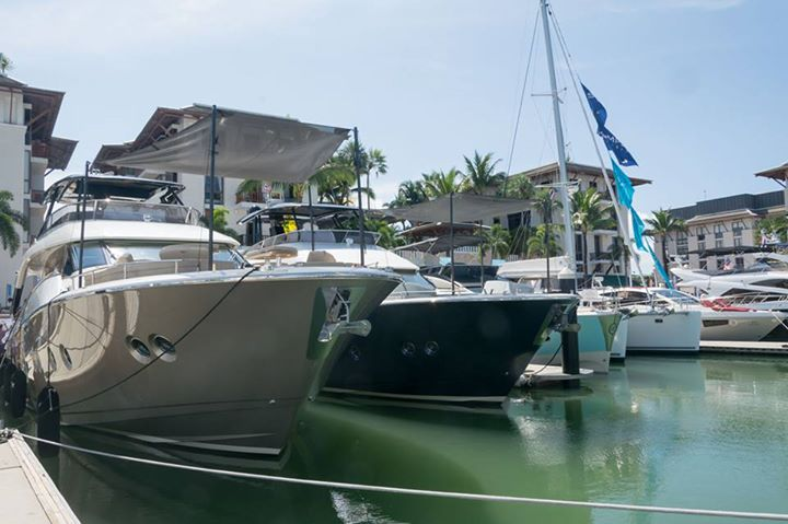 Phuket International Boat Show купить билеты