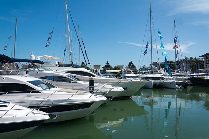 Phuket International Boat Show купить