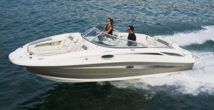 Sea Ray 220 Sundeck купить