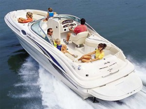 Sea Ray 240 Sundeck катер