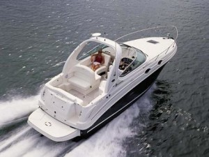 Sea Ray 280 Sundancer катер