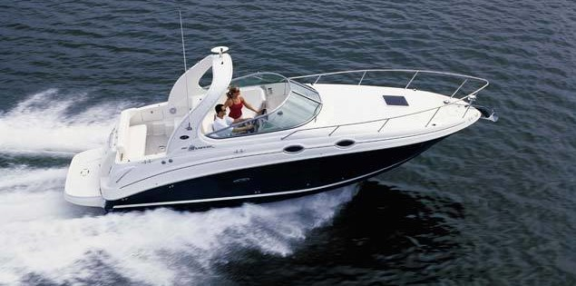 Sea Ray 280 Sundancer цена