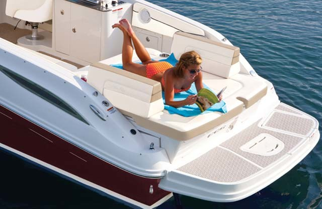 Sea Ray 280 Sundeck  катер