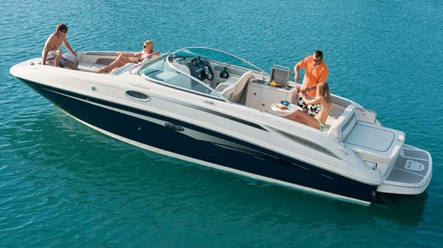 Sea Ray 280 Sundeck  купить