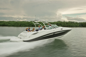 Sea Ray 300 Sundeck катер