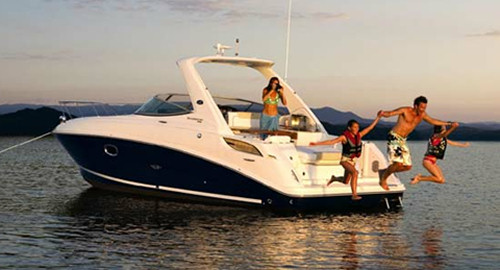Sea Ray 310 Sundancer катер