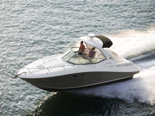 Sea Ray 330 Sundancer катер