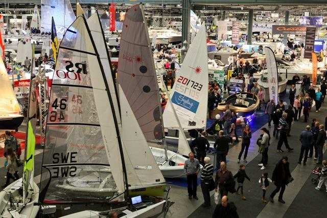 Stockholm International Boat Show выставка