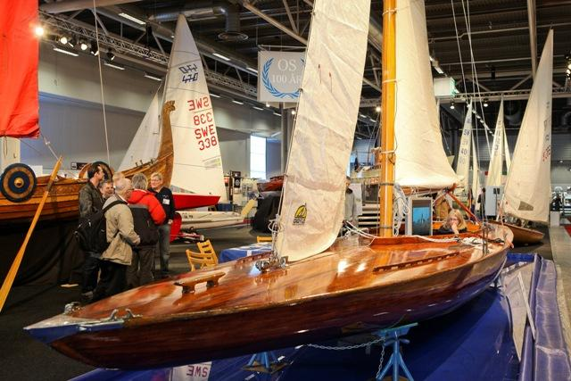 Stockholm International Boat Show шведская выставка