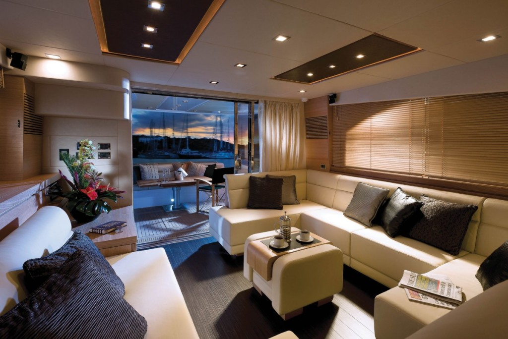 Sunseeker Manhattan 63 дизай