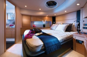 Sunseeker Manhattan 63 интерьер