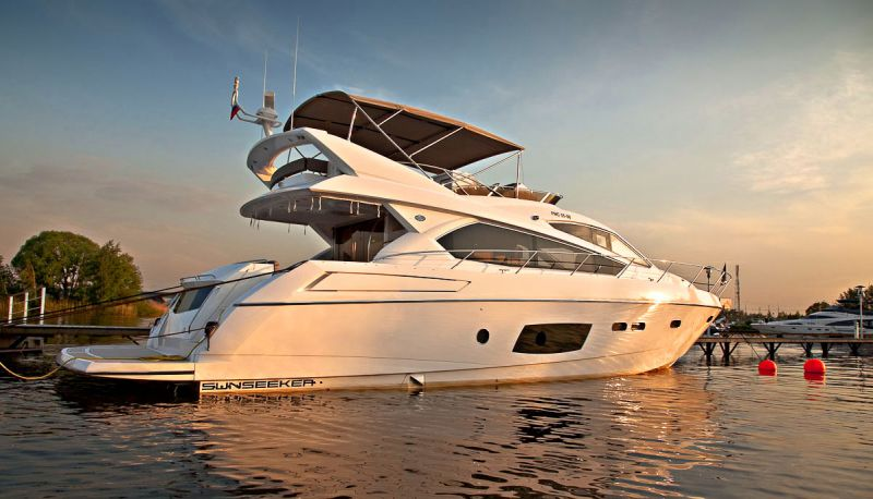 Sunseeker Manhattan 63 цена