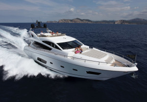 Sunseeker Manhattan 63 яхта