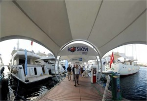 Turkish International Boat Show морской климат